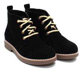 Botas Botitas Zapatos Gamuza Mujer Otoño/invierno 2019