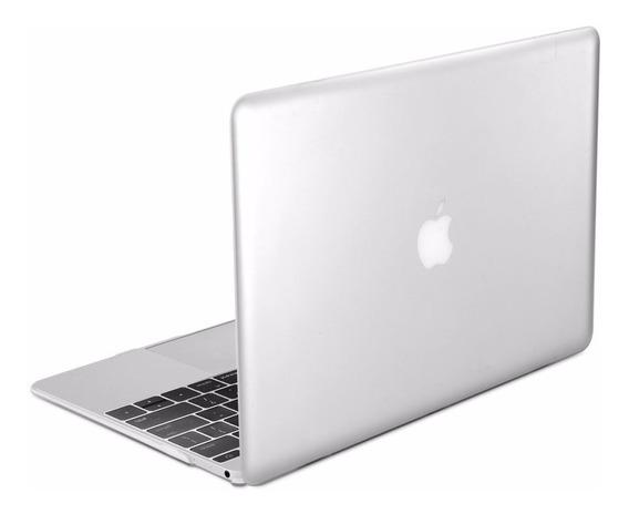 Capa Case Protetor Macbook 12 + Protetor Teclado + Película