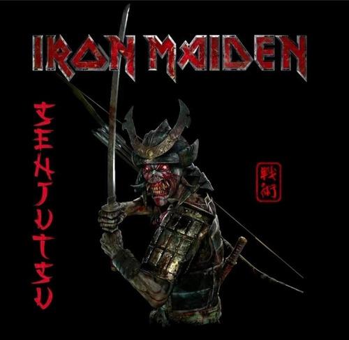Imagen 1 de 1 de Iron Maiden Senjutsu 2 Cd Nuevo Original 2021