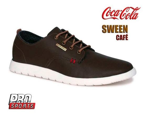 Coca Cola Tênis Sween Café - Original - Ew