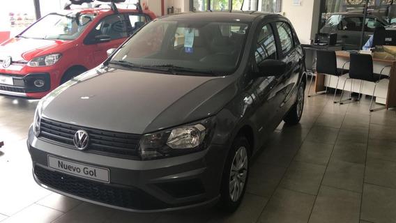 Volkswagen Gol Trendline 1.6 Manual 5 Puertas My20 Nr