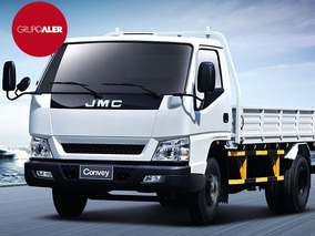 Jmc N900 Full Chasis Euro 3 - O Km -oportunidad - Grupoaler