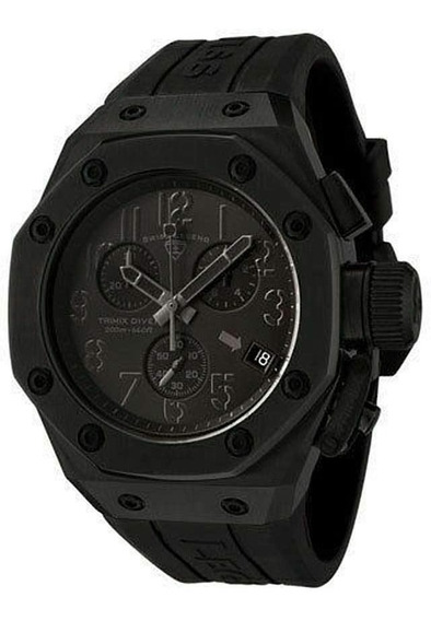 Relógio Swiss Legend Trimix Diver 10541 Victorinox Bulova