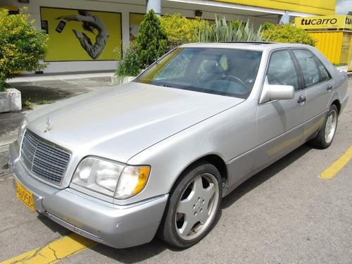 Mercedes Benz Clase S 300 Se 3.2 Mecánico Sedán