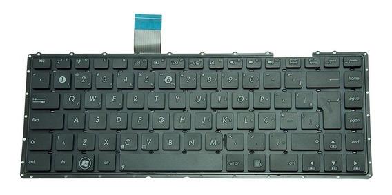 Teclado Para Notebook Asus X401u | Abnt2 Preto