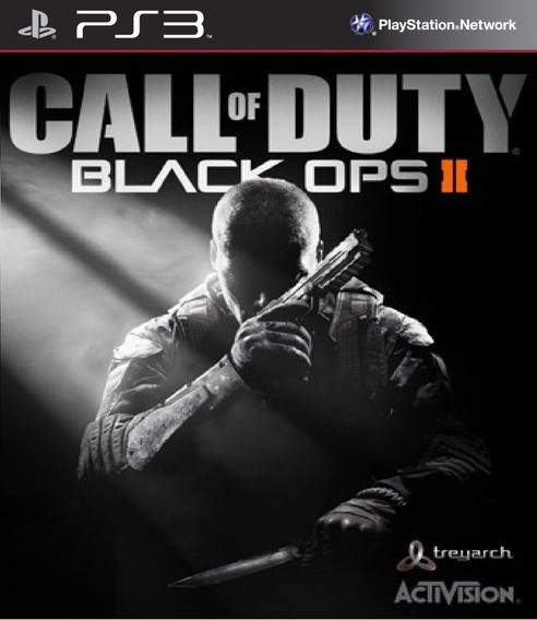 Call Of Duty Black Ops 2 + Revolution Pack Portugues Ps3 Psn