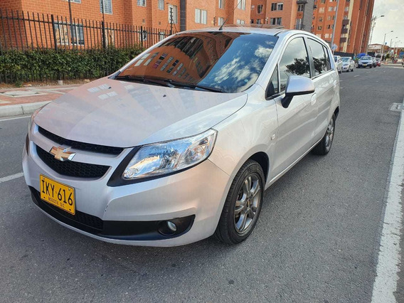 Chevrolet Sail Sport Ltz Fe Sunroof