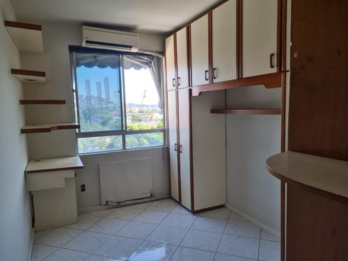 Apartamento Em São Lourenço, Niterói/rj De 60m² 2 Quartos À Venda Por R$ 230.000,00 - Ap692602