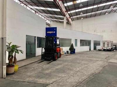 Bodega Nave Industrial En Renta, Azcapotzalco, Ciudad De México