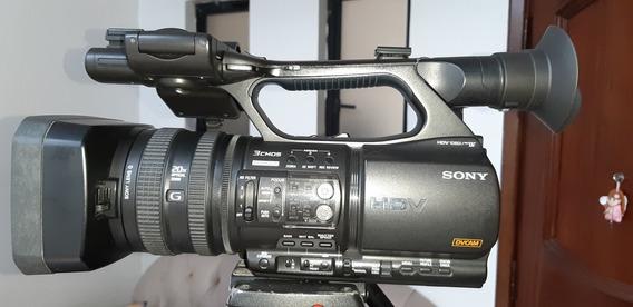 Filmadora Sony Z5