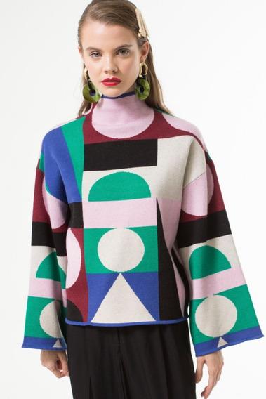 Sweater Kandinsky Las Pepas