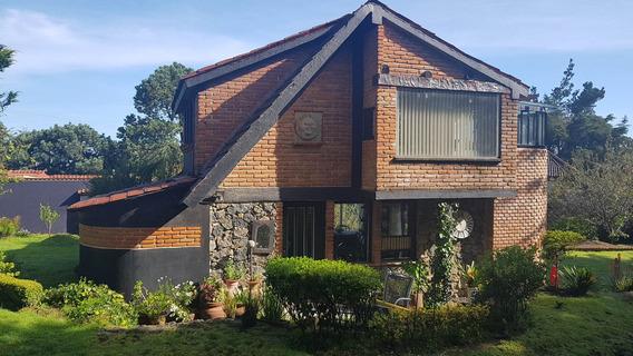San Miguel Xicalco Casa Amueblada En Renta