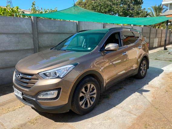 Hyundai Santa Fé 2.2 Diésel, Automática 2013