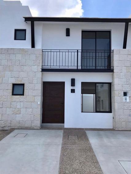 Casa Nueva En Renta En El Refugio
