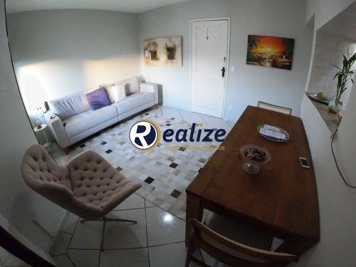 Excelente Apartamento Totalmente Reformado Composto Por 01 Quartos Sendo 01 Suíte Praia Do Morro - Ap00688 - 68187246