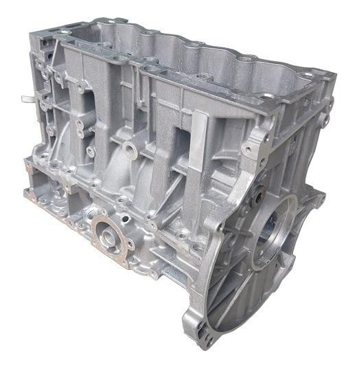 Bloco Motor Peugeot Citroen 206 207 C3 1.4 8v Original