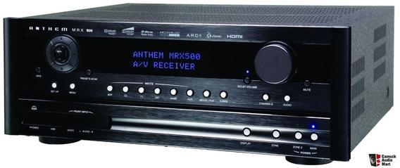 Receiver Anthen Mrx-700