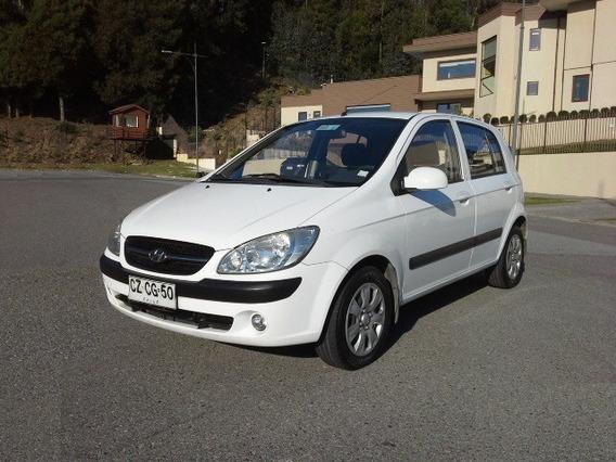 Hyundai Getz 1.4 Gl Fl Mecánico 2011