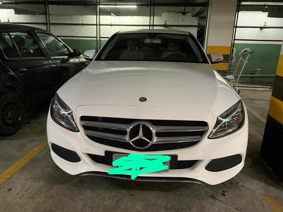 Mercedes-benz Classe C 1.6 Avantgarde Turbo Flex 4p 2016