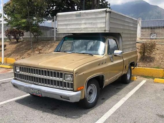 Camioneta Chevrolet C10 Automática