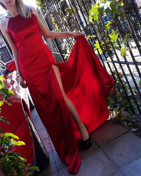 Vestido De Fiesta Elegante Al Cuerpo