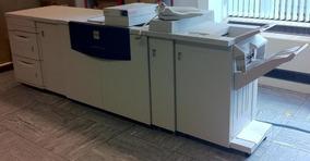 Impressora E Copiadora Xerox Modelo Dc5000ap Color Press