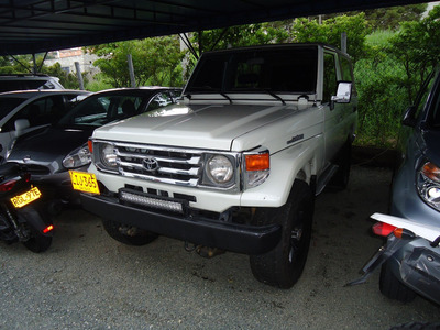 Toyota Land Cruiser 4.0 1985 Carpada Refull.