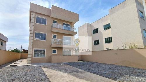 Imagem 1 de 13 de Apartamentos A 200m Da Rodovia Amaral Peixoto, Rio Das Ostras! - Ap0520