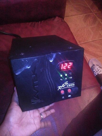 Regulador De Voltaje Avtek 1500