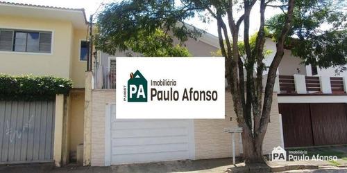 Casa Com 3 Dormitórios À Venda, 171 M² Por R$ 480.000,00 - Jardim Quisisana - Poços De Caldas/mg - Ca0157