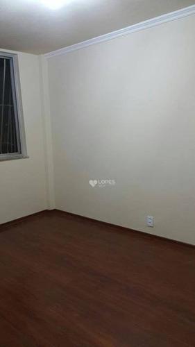 Apartamento Com 2 Quartos, 60 M² Por R$ 240.000 - Barro Vermelho - São Gonçalo/rj - Ap36316