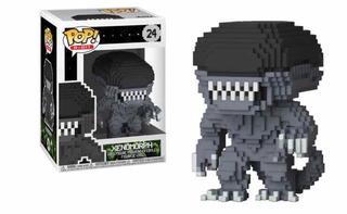 Funko Pop Xenomorph 8-bit Alien