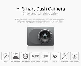 Xiaomi Dash Camera P/ Carro 1080p Full Hd 165º Filmadora