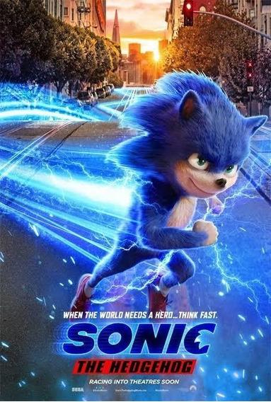 Sonic: La Película 2020 1080p Digital