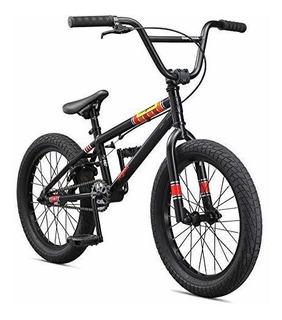 Bicicleta Bmx Freestyle Mongoose Legion Acera Para Niños, N