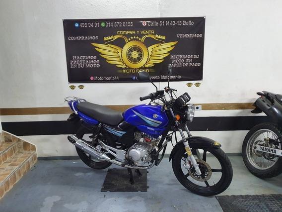 Yamaha Libero 125 Mod 2016 Al Día Traspasó Incluido