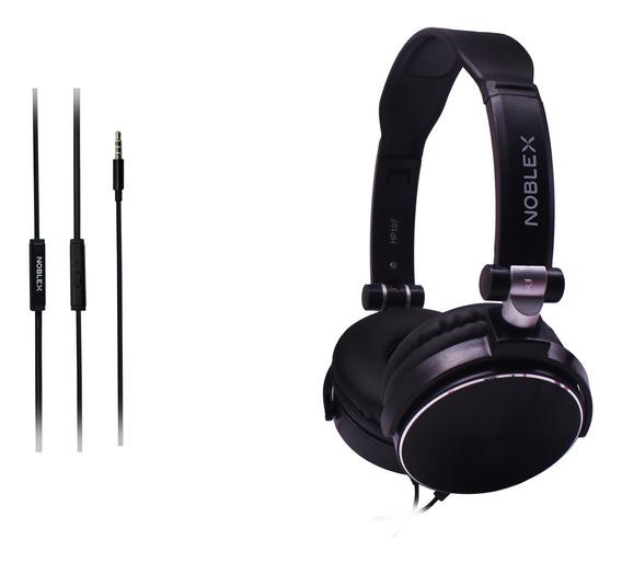 Auricular Noblex Hp-107 Negro