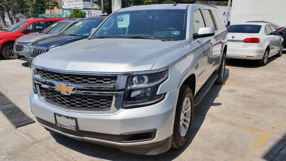 Chevrolet Suburban Ls 5.4 Ls Tela 2017 Oportunidad !!!
