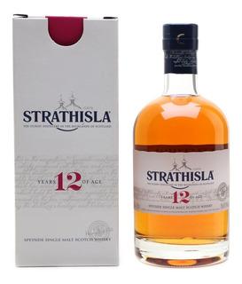 Strathisla 12 Years Con Estuche De Avellaneda A Temperley
