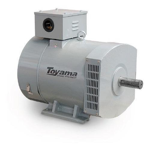 Alternador Para Gerador 5,2kva Monofásico Toyama 127/220v