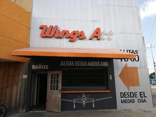Local Comercial En Excelente Ubicación En El Fracc. Campestre