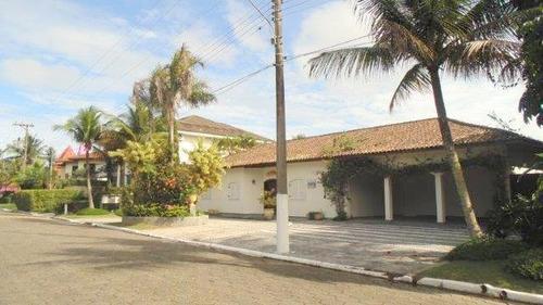 Casa À Venda No Jardim Acapulco - Guarujá/sp - Ca3209