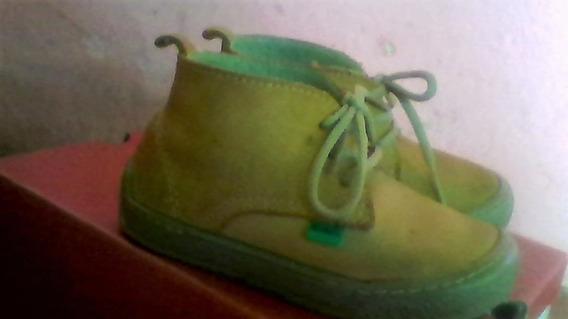 Zapato Kicker Para Niños Talla 24