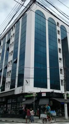 Sala Para Alugar, 40 M² Por R$ 1.200/mês - Centro - São Vicente/sp - Sa0009
