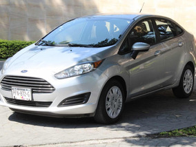 Ford Fiesta 1.6 S Sedan Mt 2015