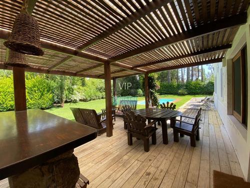 Imagen 1 de 21 de Vendo Hermosa Casa En Laguna Blanca- Ref: 475