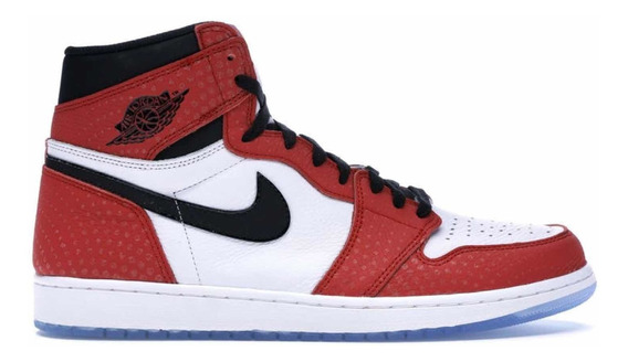 Sneakers Jordan 1 Retro High Spider-man Origin Story Origina