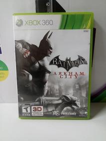Batman Arkham City Xbox 360 Pt. Frete 12