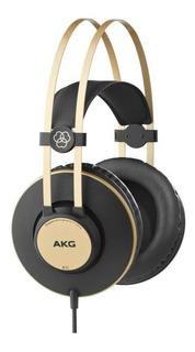 Akg K92 Auricular Profesional Over Ear 32 Ohms Estudio 101db