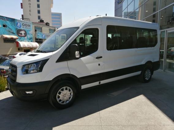 Ford Transit Bus 15 Pasajeros 2020